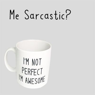 sarcastic image
